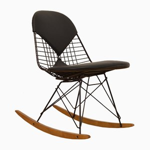 Wire Rocking Chair by Ray and Charles Eames for Vitra