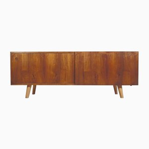 Vintage Low Sideboard by Ib Kofod-Larsen for Faarup Møbelfabrik