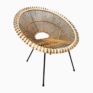 Basket Chair by Franco Albini, 1950s