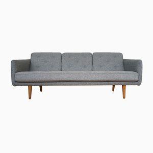 Mid-Century Danish No. 1 Sofa by Borge Mogensen for Fredericia