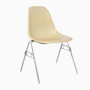 Sedia vintage modello DSS-N in fibra di vetro di Charles & Ray Eames per Herman Miller