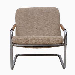 Mid-Century Lounge Chair by Heinrich Pfalzberger for Wohnbedarf