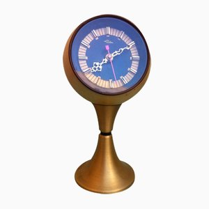 Horloge de Bureau Automatique Mid-Century Space Age de Kienzle, 1960s