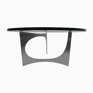 Table Sculpturale par Knut Hesterberg pour Bacher, 1971