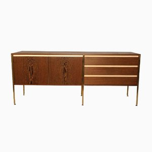 Wenge Credenza by Kho Liang le & Wim Crouwel for Fristho, 1957