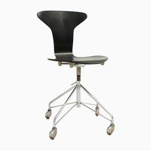 Chaise Mosquito 3115 par Arne Jacobsen pour Fritz Hansen, 1950s