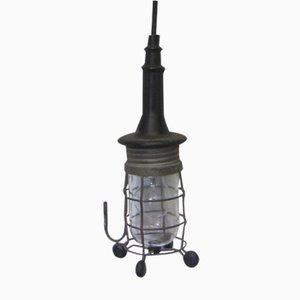 Simplex 115-22 Pendant Lamp from Ernst Rademacher