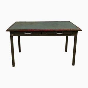 Vintage Metall Schreibtisch von Atal