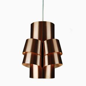 Vintage Copper Pendant by Torsten Orrling & Hans-Agne Jakobsson for Markaryd
