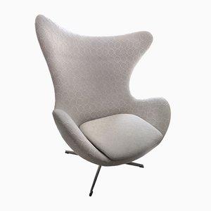 Dänischer Mid-Century Egg Chair von Arne Jacobsen für Fritz Hansen