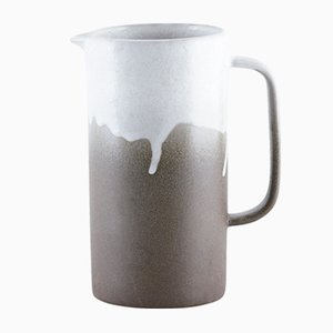 White Glaze Jug from House Doctor
