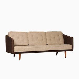Divano modello numero 1 di Børge Mogensen per Fredericia Furniture, anni '60