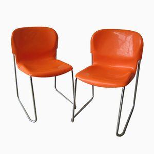 Swing Stühle von Gerd Lange für Drabert, 2er Set