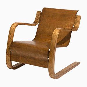 Cantilever Model 31/ 42 Chair By Alvar Aalto For O.Y Huonekalu Ja  Rakennustyötehdas A.B