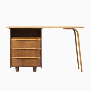 Vintage EE02 Schreibtisch aus Eiche von Cees Braakman für Pastoe