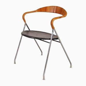 Schweizer Saffa HE103 Stuhl von Hans Eichenberger für Dietiker, 1955