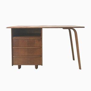 Vintage EE02 Schreibtisch aus Eiche von Cees Braakman für Pastoe, 1940er