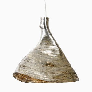 Wrap Beech Pendant Light from Johannes Hemann