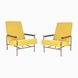 Dutch Lounge Chairs by Rob Parry for Gelderland, 1950s, Set of 2