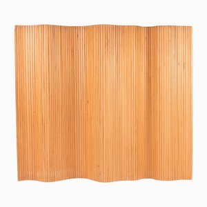 Paravent en Pin par Alvar Aalto, 1940s