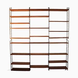 Ladder Shelf by Nisse Strinning for String, 1950s
