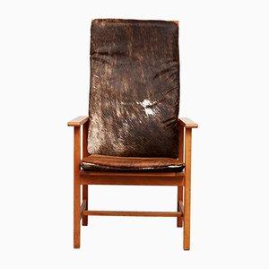 Mid-Century 2258 Armchair by Børge Mogensen for Fredericia Stolefabrik