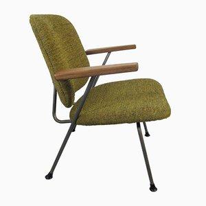 Sessel mit Hölzernen Armlehnen von W.H. Gispen für Kembo, 1950er