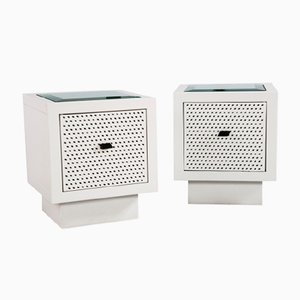 Vintage Night Stands by Matteo Thun for Memphis Group, Set of 2