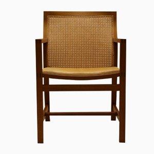 Mid-Century King Series Stuhl aus Mahagoni & Leder von Thygesen & Sørensen für Fredericia