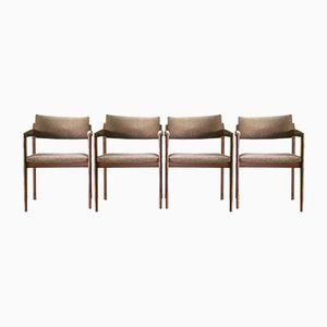 641PF Chairs by Rudolf Glatzel for Thonet, 1961, Set of 4