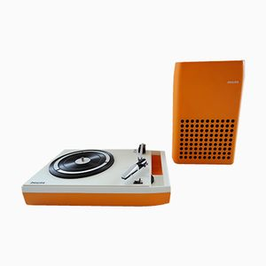 Record Player by Patrice Dupont for Philips, 1970s