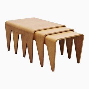 Tables Gigognes Vintage par Marcel Breuer