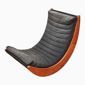 Vintage Relaxer Chair von Verner Panton für Rosenthal, 1970er