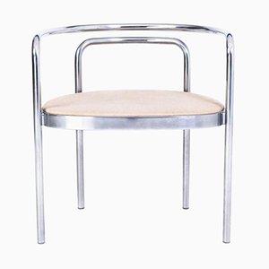 Vintage PK12 Armlehnstuhl von Poul Kjaerholm für E. Kold Christensen