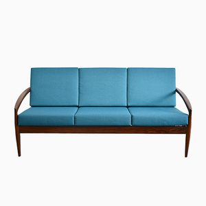 Model 121 Sofa by Kai Kristiansen for Magnus Olesen, 1960