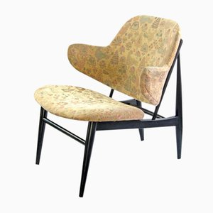 Vintage Danish Lounge Chair by Ib Kofod Larson for Christensen and Larsen