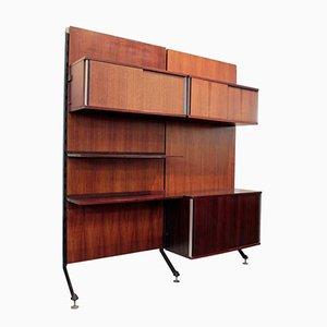Vintage Urio Bookcase by Ico Parisi for MIM