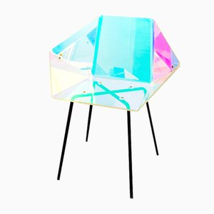Prismania Chair by Elise Luttik