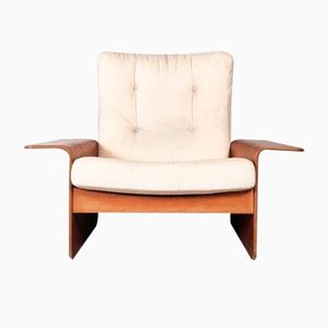 Lounge Chair from CFC Silkeborg, 1960s