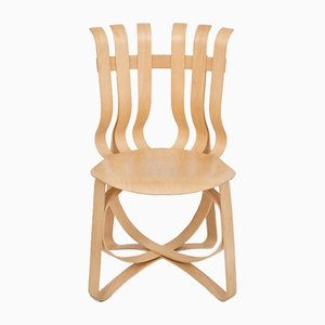 Hat Trick Chair By Frank O. Gehry For Knoll International, 1993