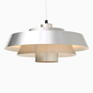 Lampada Nova vintage in alluminio di Jo Hammerborg per Fog & Mørup