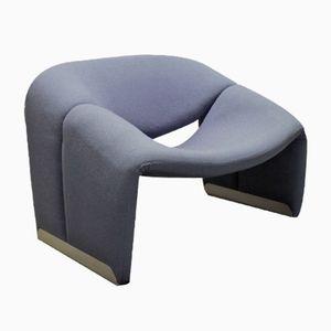 Vintage F598 Groovy Sessel von Pierre Paulin für Artifort