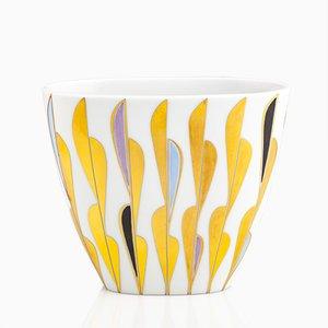 Archiv Flowerpot Shape Vase from Pamono x KPM, 2018