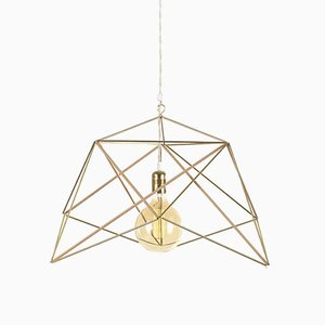 Hemmi- Icosahedron Lampe von Nicolas Brevers für Gobo