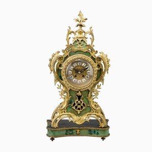 Antique Mantle Clock by Fine Gustav Becker