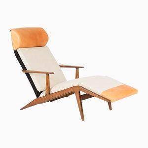 Chaise longue de Svante Skogh para Engen Möbler, años 50