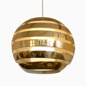 Le Monde Pendant Lamp by Carl Thore for Granhaga, 1970s