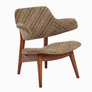 Vintage Stuhl von Louis van Teeffelen für WéBé, 1960er