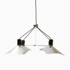Corolla Ceiling Light by Giovanni Grignani for Luci, 1970s