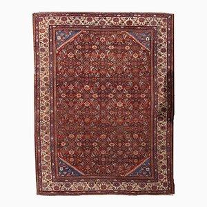 Antique Persian Mahal Handmade Rug, 1900s